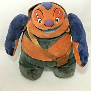 Disney Store Dr Jumba Jookiba Plush  Lilo & Stitch
